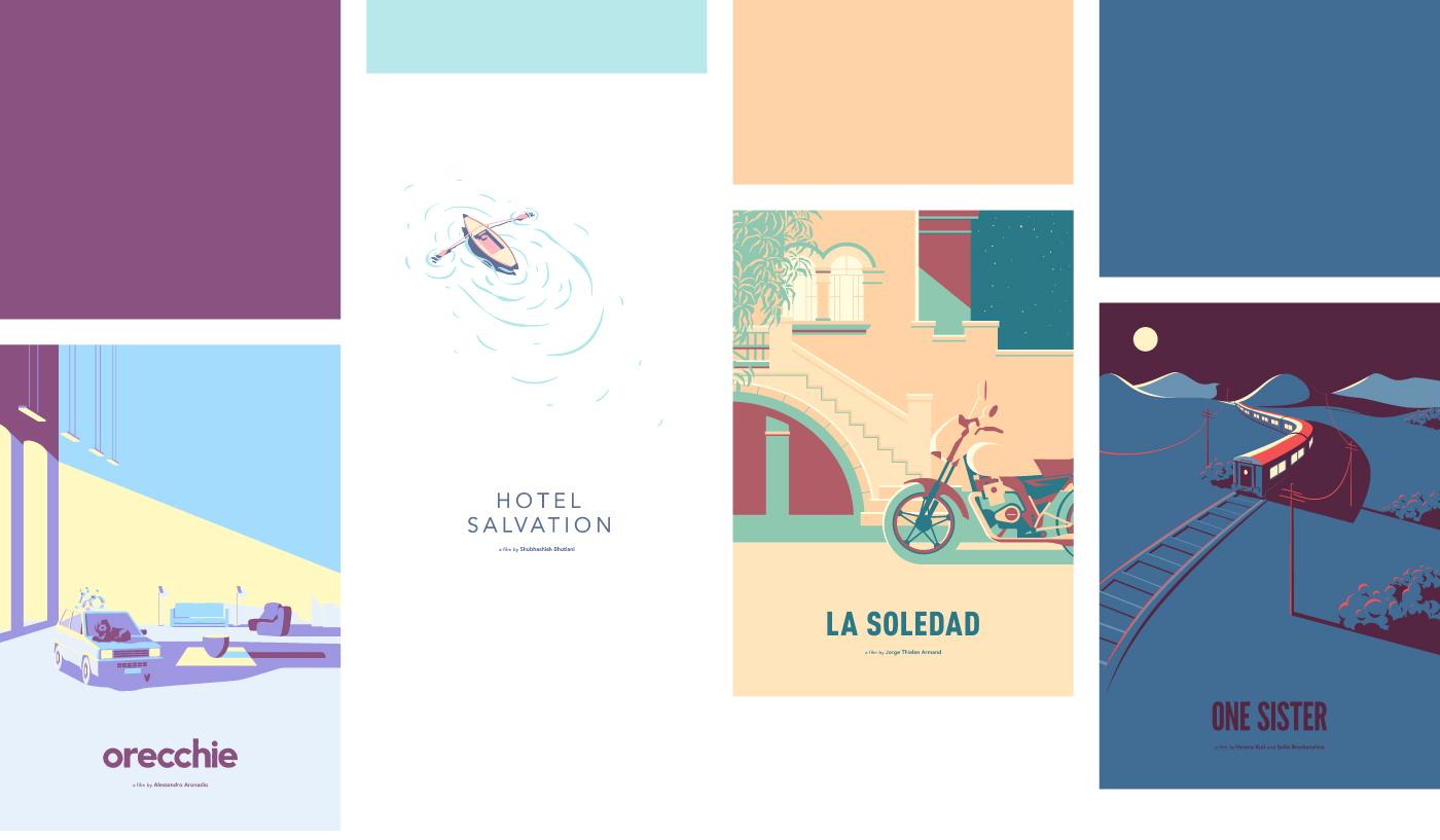 Biennale Di Venezia Iconographic Posters Header