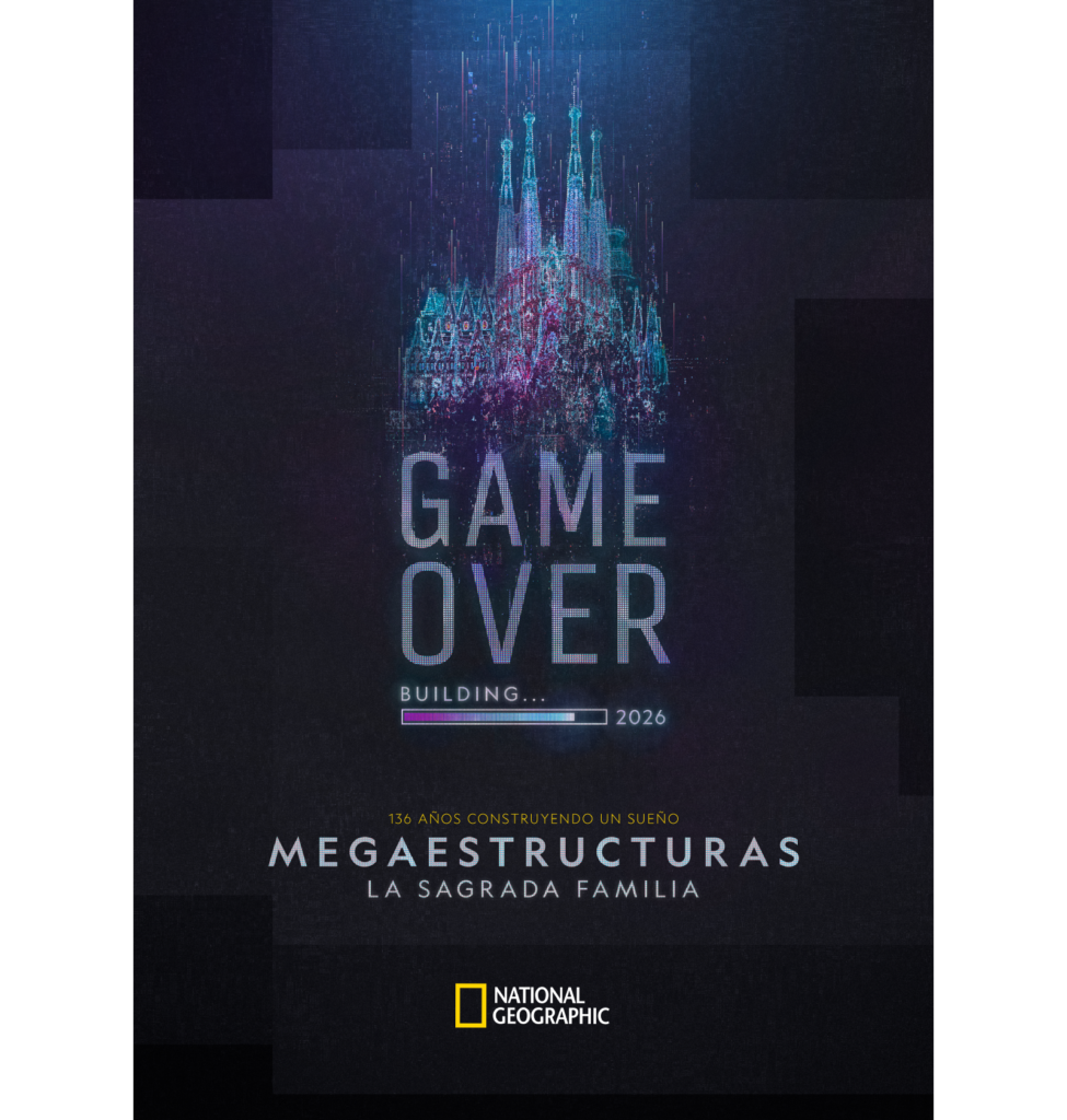 National Geographic Channel Megastructures Poster 2