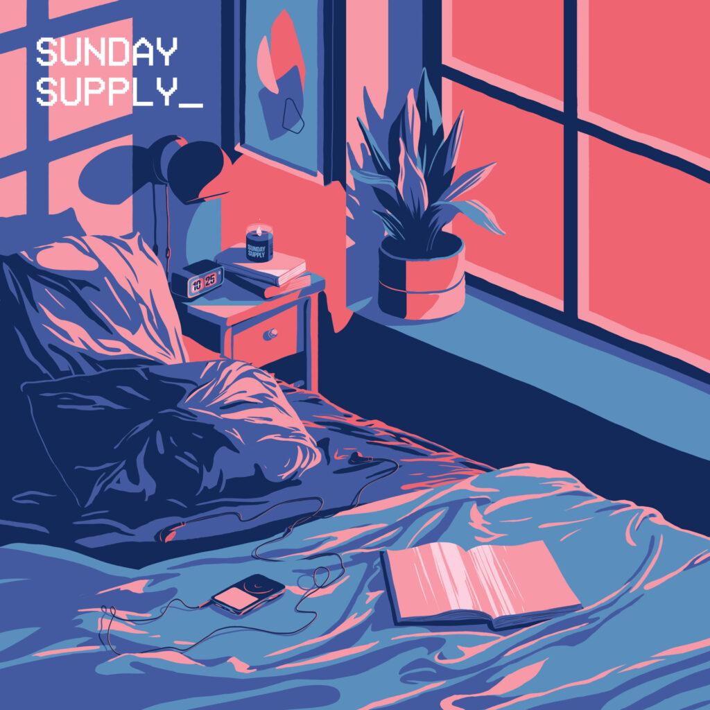 Splice Sunday Supply - Portfolio - SlowFi: Instrumental Chill Trap