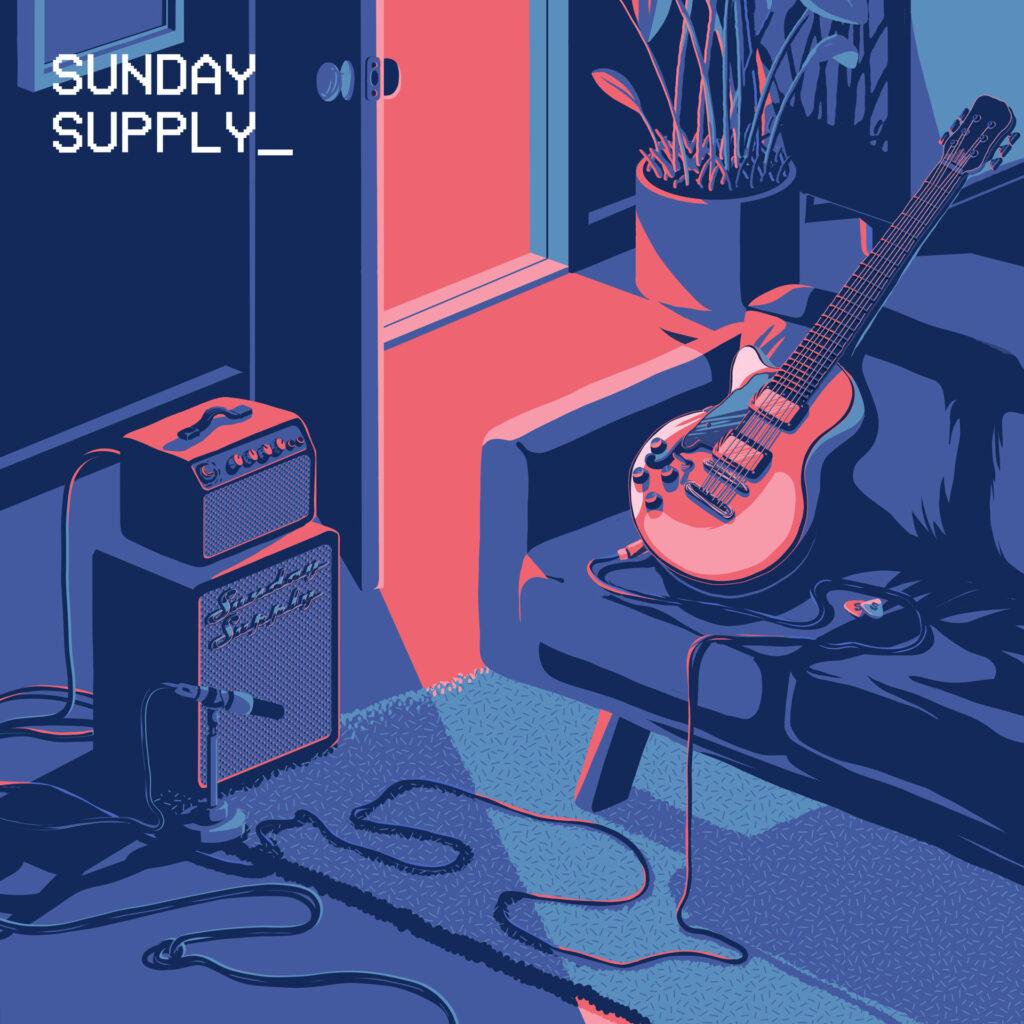 Splice Sunday Supply - Portfolio - Shimmering Lofi Jazz Guitar