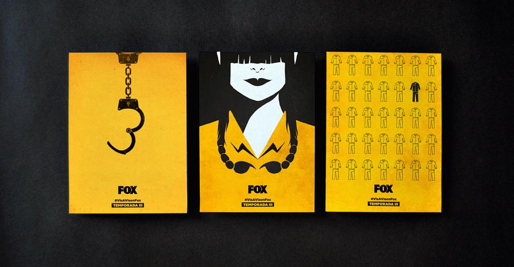 #VisAVisEnFox Teaser Posters image 03