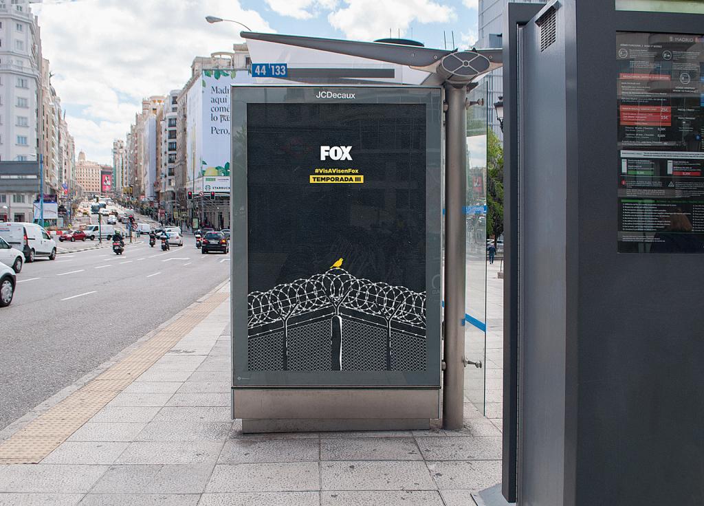 #VisAVisEnFox Teaser Posters image 05