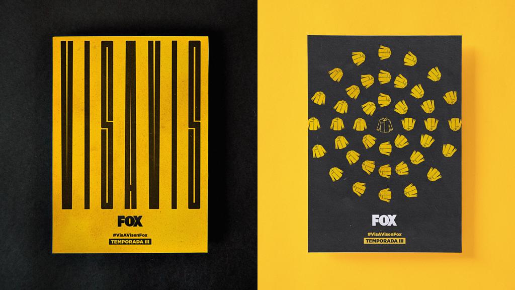 #VisAVisEnFox Teaser Posters image 06