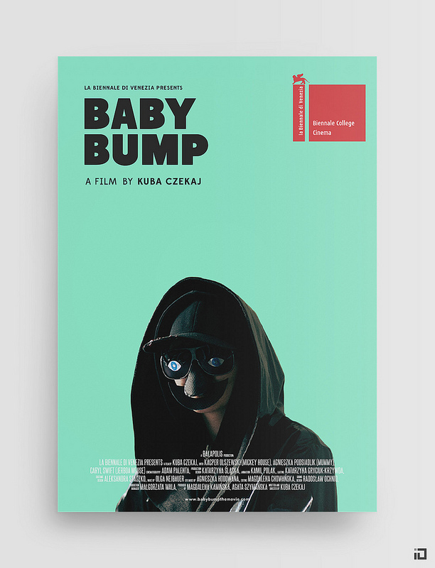 Baby Bump Movie Poster Process