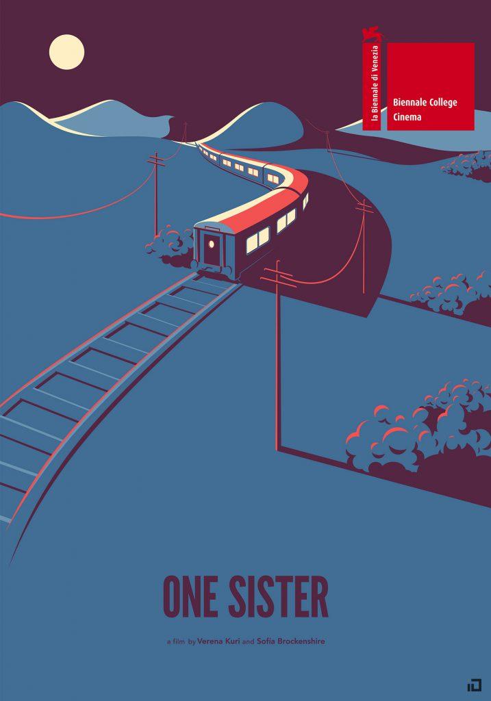 Biennale Di Venezia One Sister Iconographic Poster