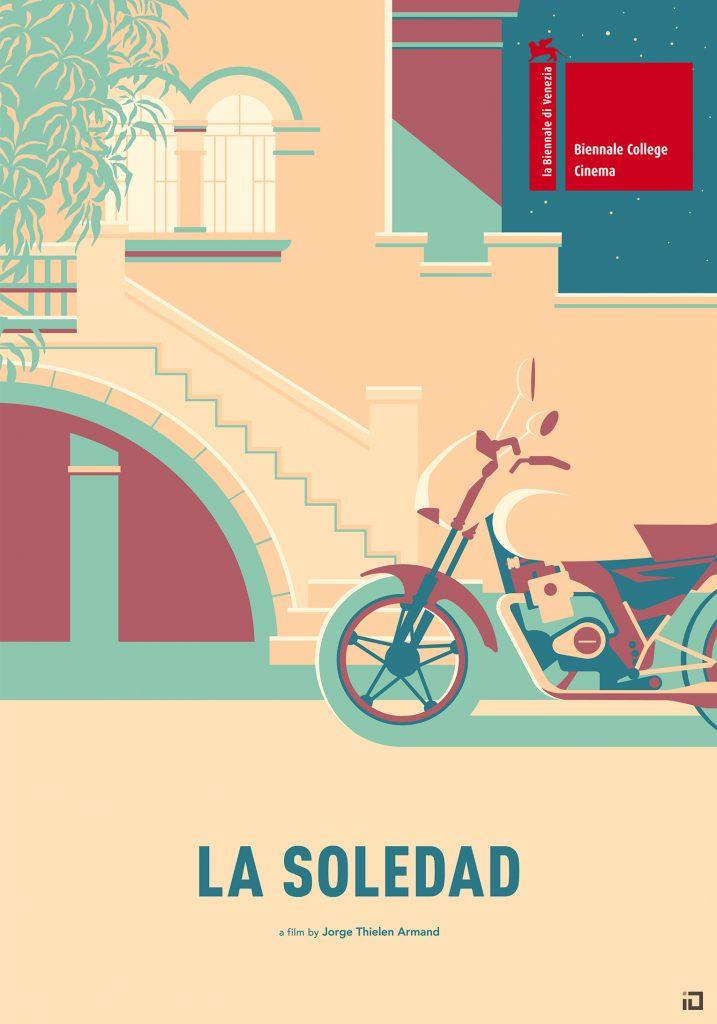 Biennale Di Venezia La Soledad Iconographic Poster