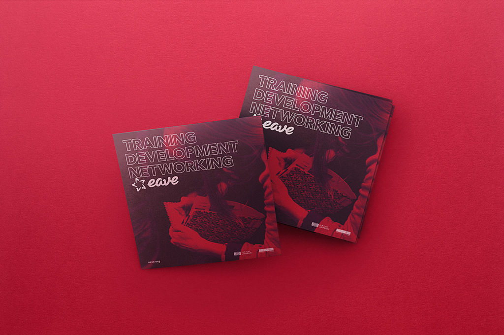 eave rebrand Brochure