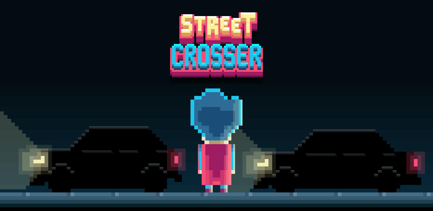 Street Crosser Header